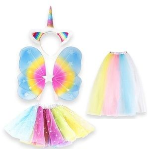 Unicorn Outfit for Girls